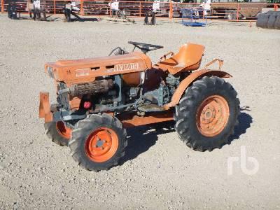 KUBOTA B6100 2WD Tractor