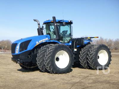 2012 NEW HOLLAND T9.505 HD 4WD Tractor