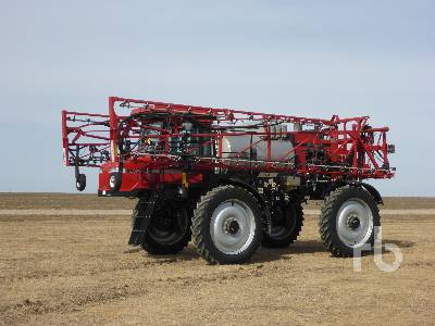2007 CASE IH SPX3310 100 Ft High Clearance Sprayer