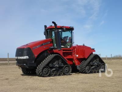 2013 CASE IH STEIGER 600 Quadtrac Track Tractor