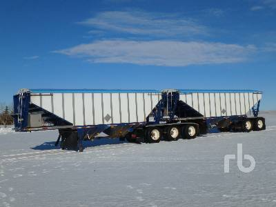 1998 DOEPKER SUPER B Grain Trailer