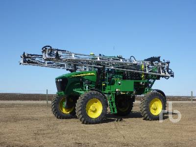 2005 JOHN DEERE 4720 120 Ft High Clearance Sprayer