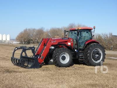 2011 CASE IH PUMA 200 MFWD Tractor