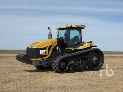 2006 CHALLENGER MT835B Track Tractor