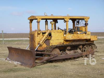 CATERPILLAR D7B Crawler Tractor