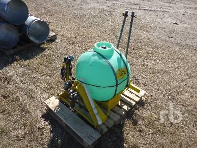ADJA 72 In. 3 Point Hitch Estate Sprayer