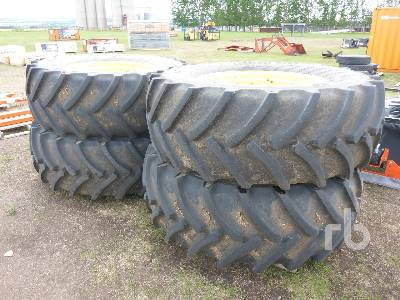 CONTINENTAL CONTRACT AC65 Qty Of 4 650/65R38 Tire