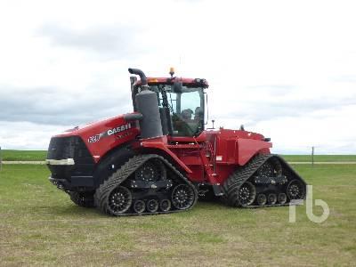 2014 CASE IH STEIGER 620 Quadtrac Track Tractor
