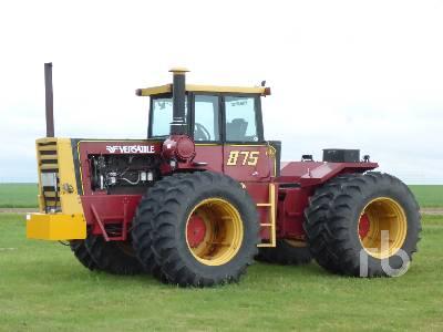 1978 VERSATILE 875 Series III 4WD Tractor