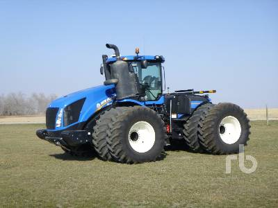 2014 NEW HOLLAND T9.700 HD 4WD Tractor