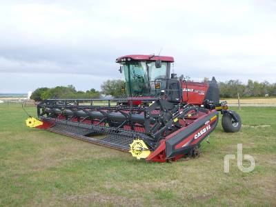 2014 CASE IH WD1903 Series II 36 Ft Swather