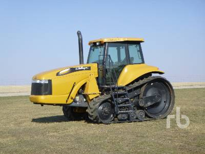 1995 CHALLENGER 45CH Track Tractor