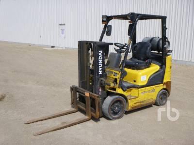 2013 HYUNDAI 25LC73 Forklift