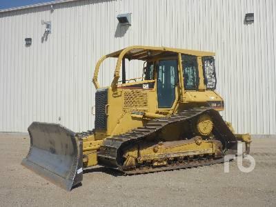2005 CATERPILLAR D6N LGP Crawler Tractor