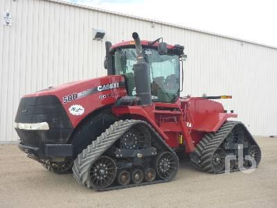 2011 CASE IH 500 Quadtrac Track Tractor