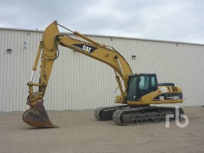 2006 CATERPILLAR 325D L Hydraulic Excavator