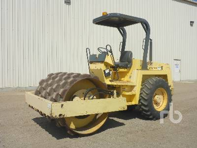 2000 BOMAG BW172PD-2 Vibratory Padfoot Compactor