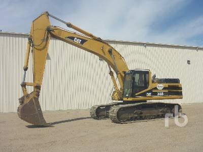 1998 CATERPILLAR 345B L Hydraulic Excavator