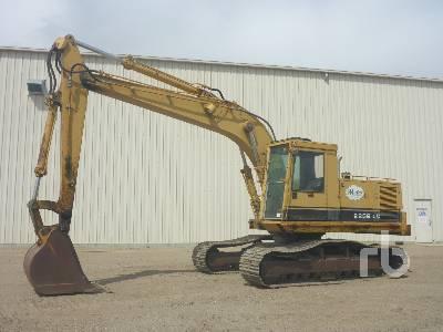 1988 CATERPILLAR 225B LC Hydraulic Excavator