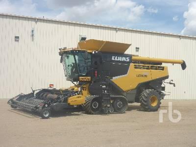 2014 CLAAS 780 TT Combine