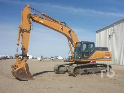 2011 CASE CX300C Hydraulic Excavator