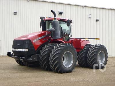 2019 CASE IH STEIGER 580 4WD Tractor