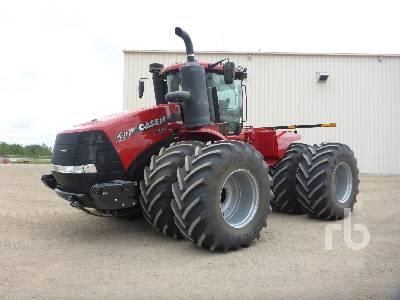 2019 CASE IH STEIGER 620 4WD Tractor