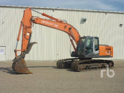 2011 HITACHI ZX200LC-3 Hydraulic Excavator