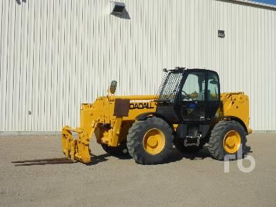 2002 JCB LOADALL 5508 8000 Lb Telescopic Forklift