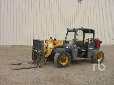 2007 GEHL RS 5-19 5500 Lb Telescopic Forklift