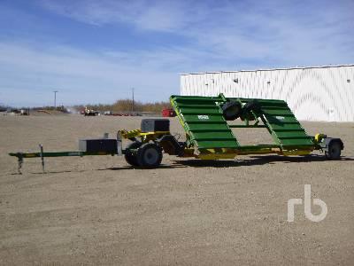2012 BERGEN 6200 FL Swather Transport