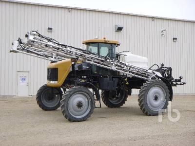 2011 SPRA-COUPE 7660 100 Ft High Clearance Sprayer