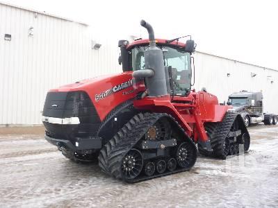 2014 CASE IH 540 Quadtrac Track Tractor