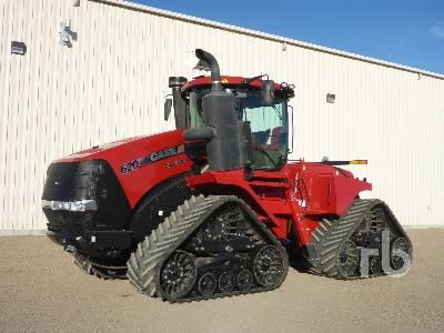 2019 CASE IH 620 Quadtrac Track Tractor