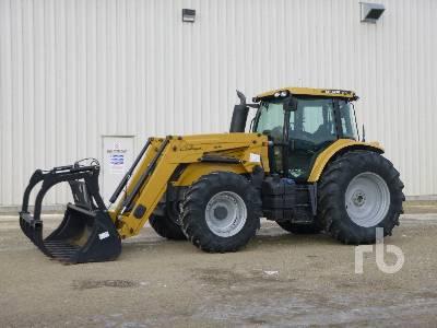 2015 CHALLENGER 515E MFWD MFWD Tractor