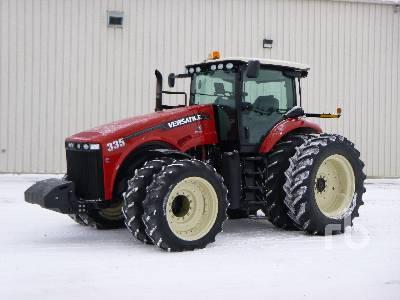 2015 VERSATILE 335 MFWD Tractor