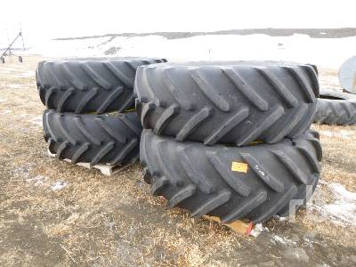 MICHELIN Qty Of 4 650/65R38 Tire