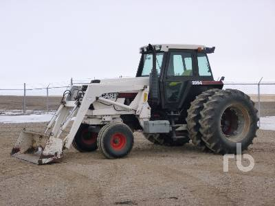 1984 CASE 2394 2WD Tractor