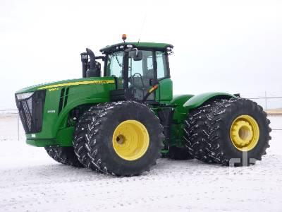2013 JOHN DEERE 9560R 4WD Tractor