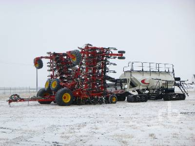 2015 BOURGAULT 3320PHD QDA 86 Ft Air Drill