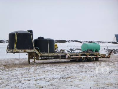 1975 LINDEN 38 Ft T/A Sprayer Trailer