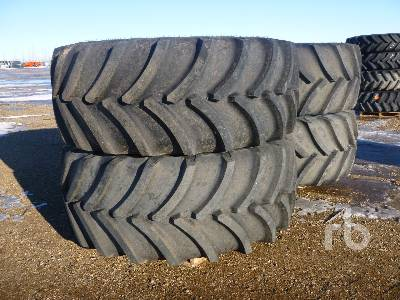 GOODYEAR OPTITRAC Qty Of 4 LSW800/55R46 Tire
