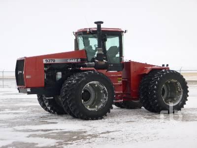 1996 CASE IH STEIGER 9370 4WD Tractor