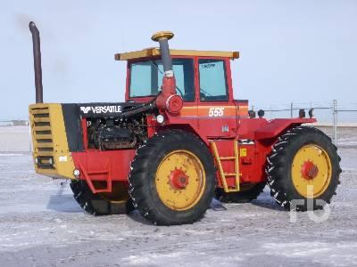 1983 VERSATILE 555 SERIES III 4WD Tractor