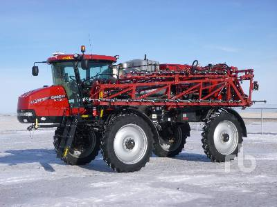 2012 CASE IH PATRIOT 4430 120 Ft High Clearance Sprayer