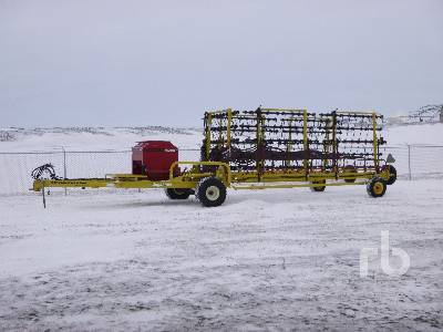 2003 DEGELMAN SM7000 50 Ft Heavy Harrows