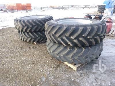 TITAN Qty Of 4 480/80R38 Tire