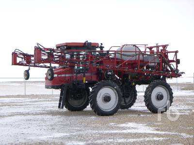 2005 CASE IH SPX3185 90 Ft High Clearance Sprayer