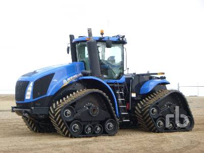 2013 NEW HOLLAND T9.670 Track Tractor