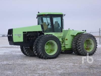 1985 STEIGER COUGAR KR-1280 4WD Tractor